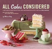 Buy the All Cakes Considered cookbook