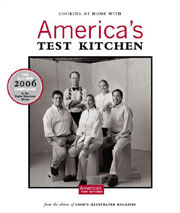Buy the Cooking at Home with America's Test Kitchen 2006 cookbook