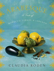 Buy the Arabesque cookbook