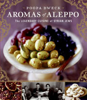 Buy the Aromas of Aleppo cookbook