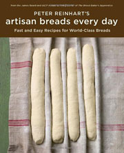 Buy the Artisan Breads Every Day cookbook