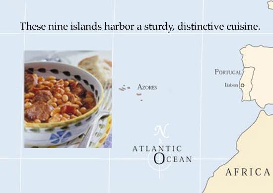 Lost in the Atlantic