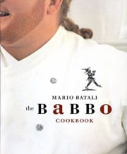 Buy the The Babbo Cookbook cookbook