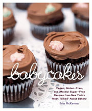 Buy the BabyCakes cookbook