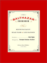 Buy the The Balthazar Cookbook cookbook