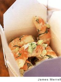 Barefoot Contessa Shrimp Salad