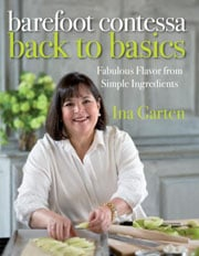 Buy the Barefoot Contessa Back to Basics cookbook