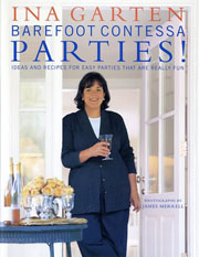 Buy the Barefoot Contessa Parties! cookbook