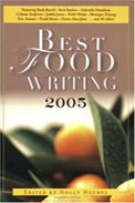 Buy Best Food Writing 2005