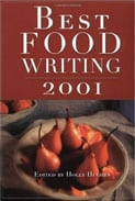 Best Food Writing 2001