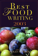 Best Food Writing 2003