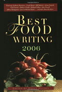 Best Food Writing 2006