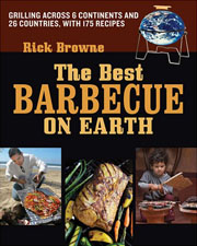 Buy the The Best Barbecue on Earth cookbook
