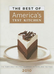 Buy the The Best of America's Test Kitchen cookbook