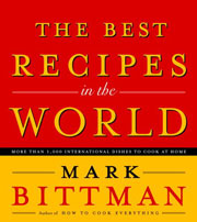 Buy the The Best Recipes in the World cookbook