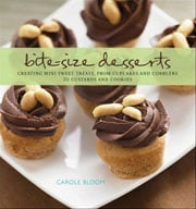 Buy the Bite-Size Desserts cookbook
