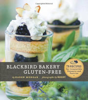 Buy the Blackbird Bakery Gluten-Free cookbook