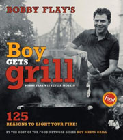 Buy the Bobby Flay's Boy Gets Grill cookbook