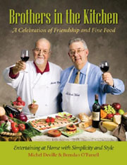 Buy the Brothers in the Kitchen cookbook