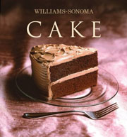 Buy the Williams-Sonoma Cake cookbook