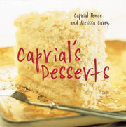 Buy the Caprial's Desserts cookbook
