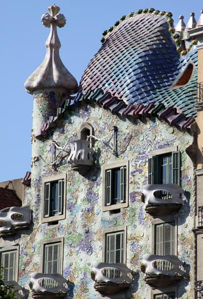 Banished Ghosts | Casa Batlló