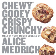 Buy the Chewy Gooey Crispy Crunchy Melt-In-Your-Mouth Cookies cookbook