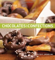 Buy the Chocolates and Confections at Home cookbook