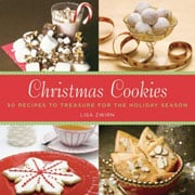 Buy the Christmas Cookies cookbook