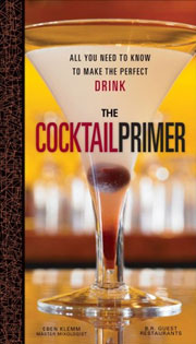 Buy the The Cocktail Primer cookbook