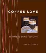 Buy the Coffee Love cookbook
