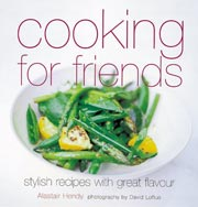 Buy the Cooking for Friends cookbook