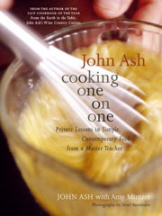 Buy the John Ash Cooking One on One cookbook