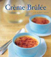 Buy the Crème Brûlée cookbook