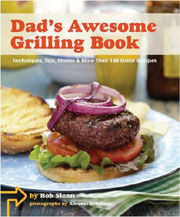 Buy the Dad's Awesome Grilling Book cookbook