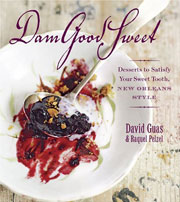 Buy the DamGoodSweet cookbook