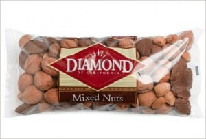 A bag of mixed nuts for which David explains his emotional baggage about a bag of holiday nuts.