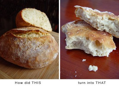 Side-by-Side Bread