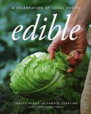 Buy the Edible cookbook