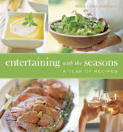 Buy the Williams-Sonoma Entertaining with the Seasons cookbook