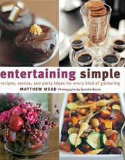 Buy the Entertaining Simple cookbook