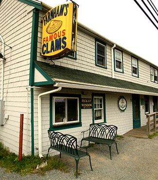 Farnham's Fried Clams