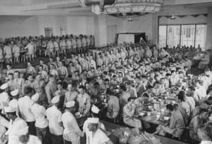 Feeding an Army
