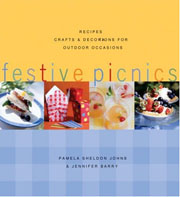 Buy the Festive Picnics cookbook