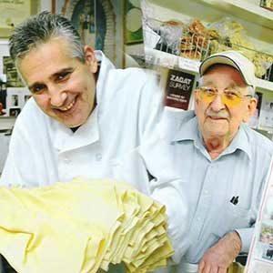 Chris and Mario Borgatti
