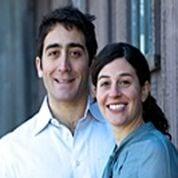 Matthew Scialabba and Melissa Pellegrino
