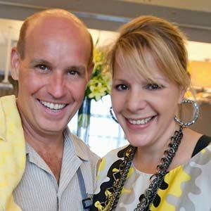Todd Gray and Ellen Kassoff Gray