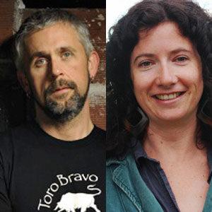 John Gorham and Liz Crain