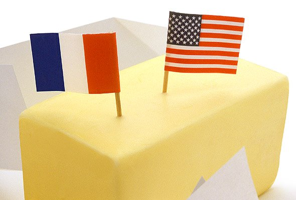 French American Butters