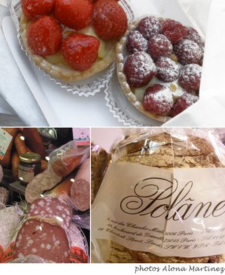 French pastries from Polane